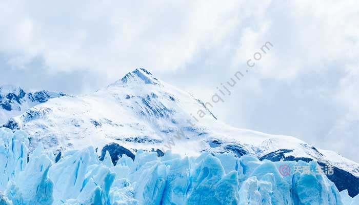 冰山和冰川的区别