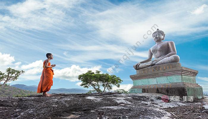 佛教起源于