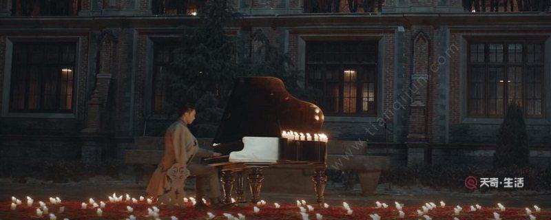 烈火军校弹钢琴第几集