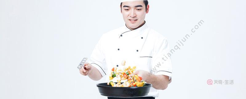 炒菜放调料的顺口溜