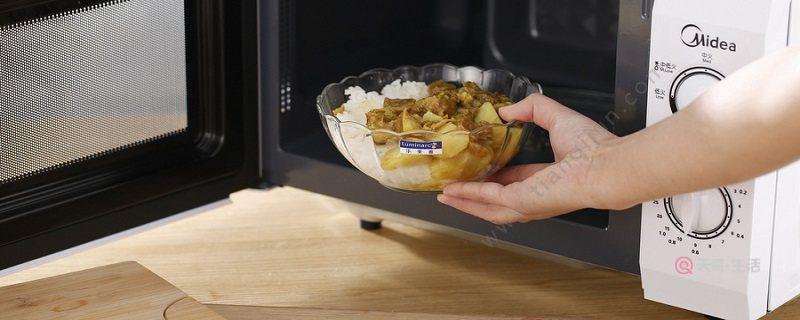 微波炉加热饭菜一般几分钟