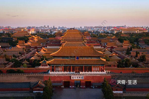 中国名胜古迹介绍
