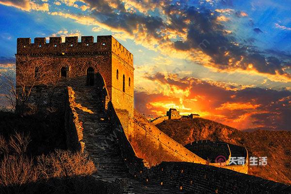 八达岭长城是哪个朝代建的