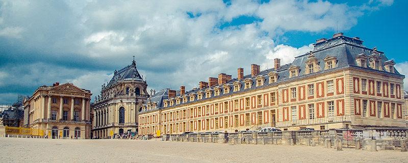 凡尔赛宫在哪里