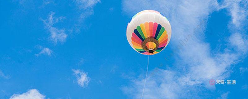 桂林阳朔可以坐热气球吗