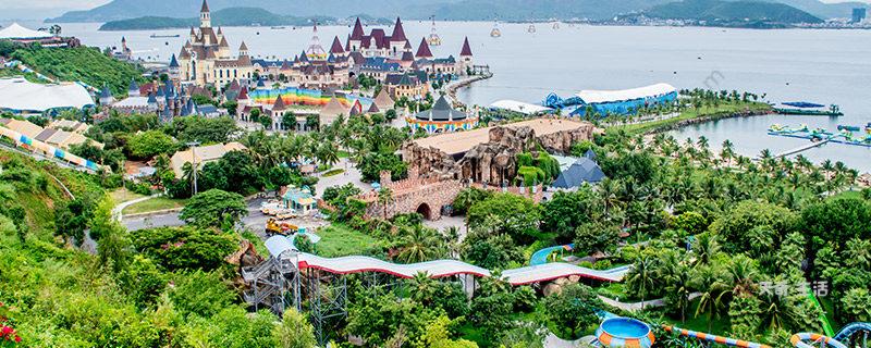 珍珠岛游乐园在哪