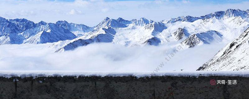 轿子雪山有多高