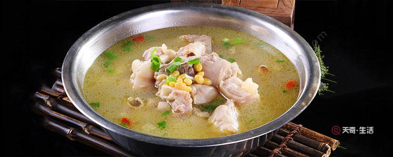 羊肉汤怎么做