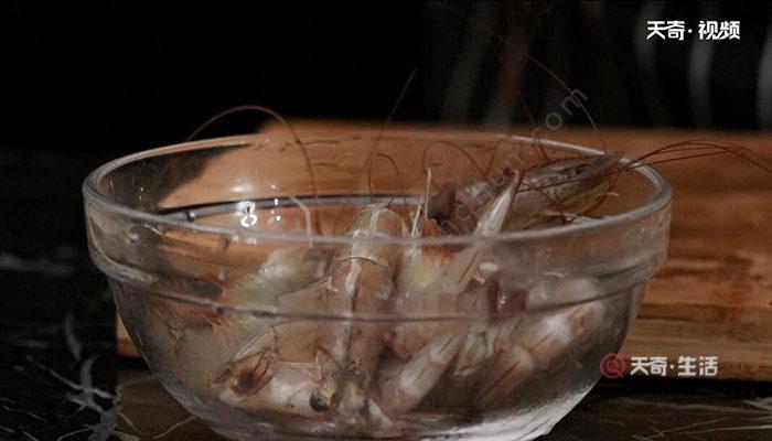 麻辣虾串的做法 麻辣虾串怎么做