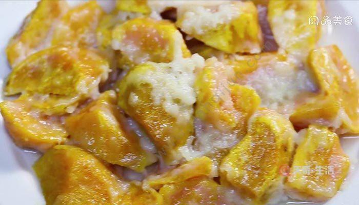 粉蒸红薯教学 粉蒸红薯