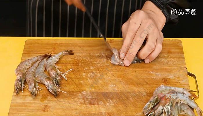 红烧大对虾的做法 如何做红烧大对虾